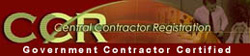 Goverment Contractor Certified